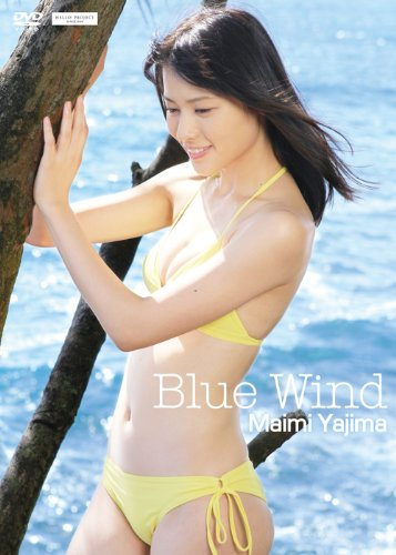 矢島舞美「Blue Wind」DVD