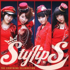 能登(StylipS)「THE LIGHTNING CELEBRATION」アルバム